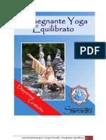 Insegnante Yoga Equilibrato