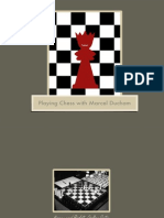 Playing Chess With Marcel Ducham - Photobook