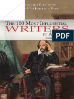 100 Most Influential Writers