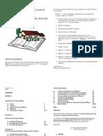 Manual de La Liga Del Hogar - Libro Azul