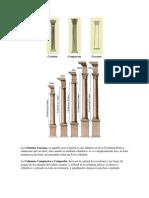 Evolucion de Las Columnas
