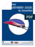 High-Speed Rail Strategic Plan