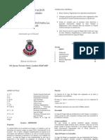 Órdenes y Reglamentos para la Liga del Hogar