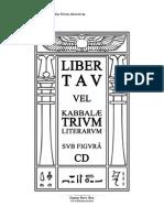 V.v.v.v.v. Liber Tav Vel Kabbalae Trivm Literarvm Versao 1.0
