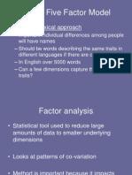 5 Factor