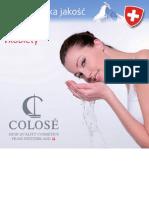 Colose - katalog produktów