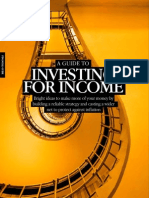 Your Guide to Investing For Income