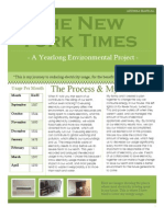 Unit 8 Environmental Project Final