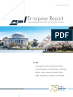 AEI Enterprise Report, May 2013