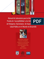 Manual Laboratorio Microbiologia Nccls 2003