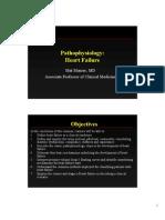 Pathophysiology Heart Failure