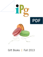 Fall 2013 IPG Gift Books Catalog