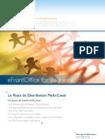 Brochure eFrontOffice