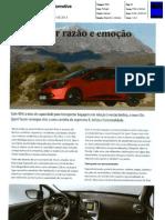 "RENAULT CLIO SPORT TOURER NA ""AUTOMOTIVE"""