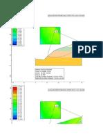 Graficas Analisis de Estabilidad Corte Cpo. a Km 130+800