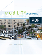 2013 Draft Mobility Element