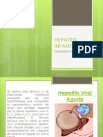 Hepatitis Infantil