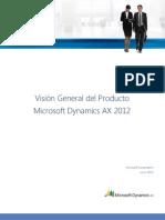 Guía de capacidades de Microsoft Dynamics AX