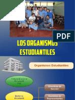 Los Organismos Estudiantiles.