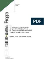 Anfma III Taller