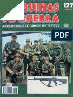 Maquinas de Guerra 127 - Armas de Infanteria de Posguerra