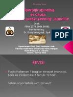 presentasi kasus hiberbilirubinemia