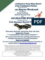 Alligator+Hunt