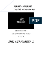 Langkah Instalasi Window Xp.docx