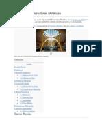 Ejecución de Estructuras Metálicas