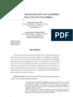 2011 TEXTOS Y PEDAGOGÍA EN LOS ALBORES