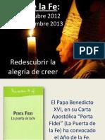 113404041 La Puerta de La Fe Benedicto XVI