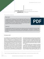 Usomacrolidos en Infecciones Pediatrica