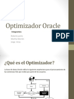 Optimizador Oracle