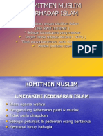Komitmen Muslim