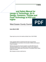 H&S Manual West Sussex
