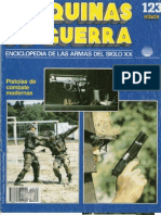 Maquinas de Guerra 123 - Pistolas de Combate Modernas