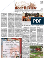 Pioneer Review, May 23, 2013
