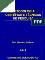 Acad 8 Metodologia Fichamento Bibliografico