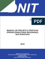 Manual Projeto Praticas Operacionais Publ Ipr 741