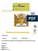 Estrutura Das Palavras i186201116237