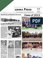 Kadoka Press, May 23, 2013