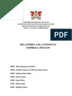 Relatório anual I