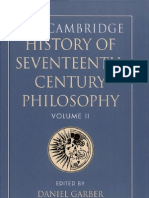 The Cambridge History of Eighteenth-Century Philosophy, Volume 2