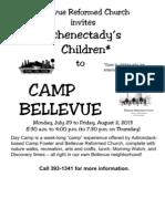 Day Camp Registration 2013 PDF