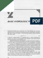 02 Basic Hydrologic Principle