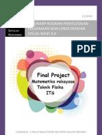 Laporan Final Project Matematika Rekayasa