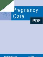 Pregnancy Care Book 95page