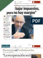 Entrevista Cristobal Montoro