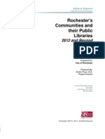 CGR Study on Rochester Branch Libraries