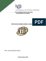Apostila Química geral 2013